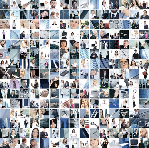 世界中の人々のビジネスとコミュニケーションはインターネットで