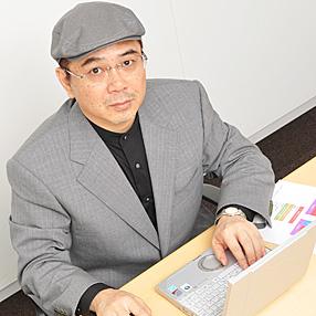 株式会社アルゴリズム代表 石崎 和男